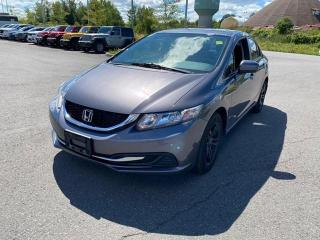 Used 2014 Honda Civic EX for sale in Ottawa, ON