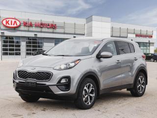 New 2021 Kia Sportage LX for sale in Winnipeg, MB