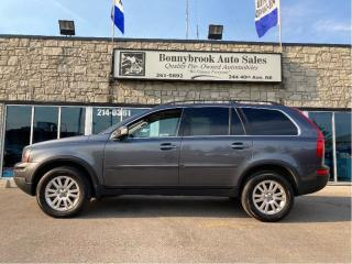 Used 2008 Volvo XC90 AWD leather sunroof 7 Passenger for sale in Calgary, AB