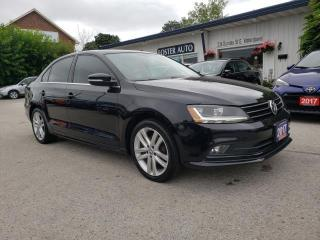 Used 2017 Volkswagen Jetta 1.8T Highline for sale in Waterdown, ON