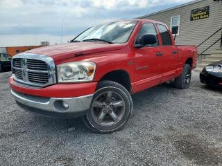 Used 2006 Dodge Ram 1500 Laramie Quad Cab 4WD for sale in Stittsville, ON