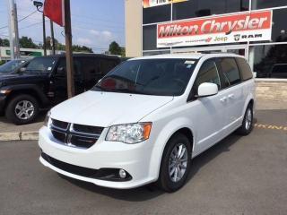 New 2020 Dodge Grand Caravan PREMIUM PLUS / DVD / NAV / POWER DOORS for sale in Milton, ON