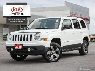 Used 2015 Jeep Patriot 4x4 Sport / North - AS TRADED for sale in Kitchener, ON