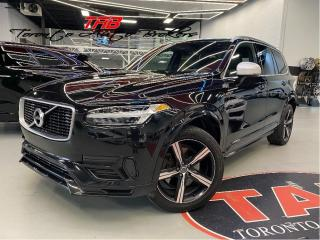 Used 2017 Volvo XC90 Hybrid T8 R-DESIGN I COMING SOON I PANO I 20 INCH WHEELS for sale in Vaughan, ON