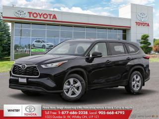 New 2020 Toyota Highlander LE for sale in Whitby, ON