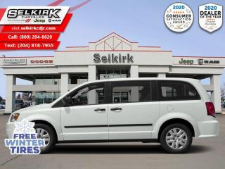 New 2020 Dodge Grand Caravan GT - Leather Seats for sale in Selkirk, MB