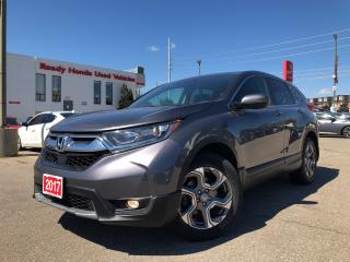 Used 2017 Honda CR-V EX - Sunroof - Lane Watch - Rear camera for sale in Mississauga, ON