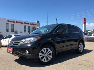 Used 2014 Honda CR-V EX AWD - Alloys - Sunroof - Rear Camera for sale in Mississauga, ON