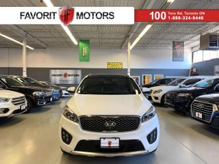 Used 2016 Kia Sorento SX 3.3L AWD 7 PASS. NAV INFINITY 360CAM PANOROOF + for sale in North York, ON