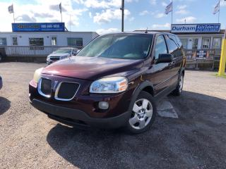 Used 2006 Pontiac Montana Sv6 w/1SA for sale in Whitby, ON