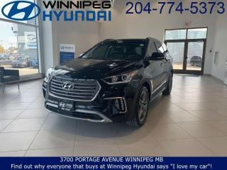 Used 2019 Hyundai Santa Fe XL Ultimate for sale in Winnipeg, MB