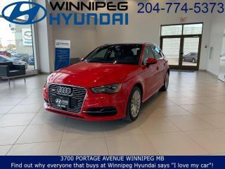 Used 2016 Audi A3 e-tron Prestige for sale in Winnipeg, MB