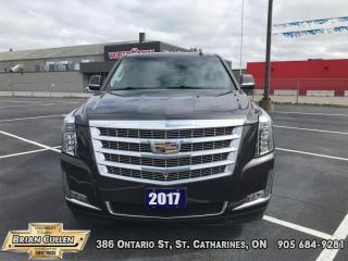 Used 2017 Cadillac Escalade Luxury  - Certified for sale in St Catharines, ON