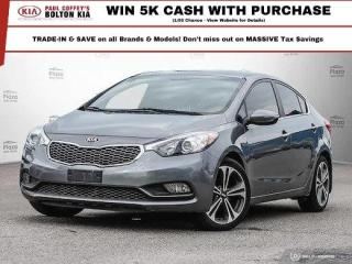 Used 2016 Kia Forte EX | $5,000 GIVEAWAY** for sale in Bolton, ON