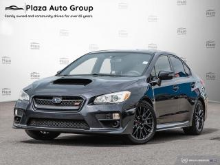 Used 2015 Subaru WRX STI Sport-tech Package for sale in Bolton, ON