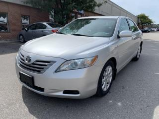 Used 2009 Toyota Camry HYBRID 4dr Sdn for sale in North York, ON