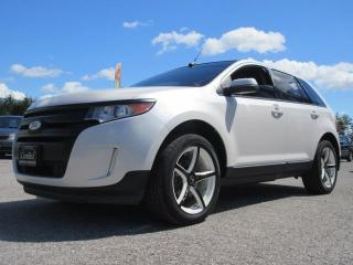 Used 2013 Ford Edge SEL AWD for sale in Newmarket, ON