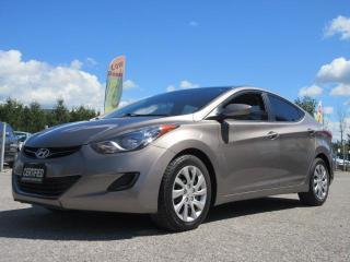 Used 2012 Hyundai Elantra ACCIDENT FREE for sale in Newmarket, ON