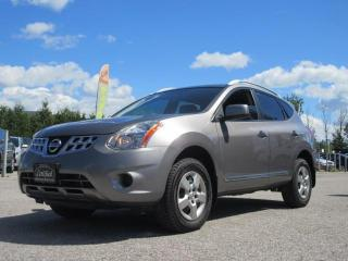 Used 2013 Nissan Rogue AWD /ACCIDENT FREE/ONE OWNER for sale in Newmarket, ON