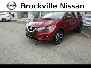 New 2020 Nissan Qashqai SL for sale in Brockville, ON