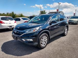 Used 2015 Honda CR-V EX-L for sale in Dunnville, ON
