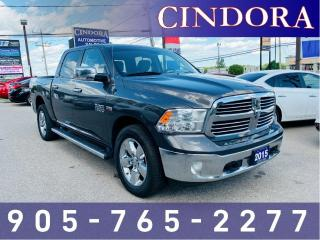 Used 2016 RAM 1500 Big Horn, 4x4 for sale in Caledonia, ON