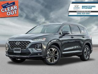 New 2020 Hyundai Santa Fe 2.0T Ultimate AWD  - Navigation - $283 B/W for sale in Brantford, ON