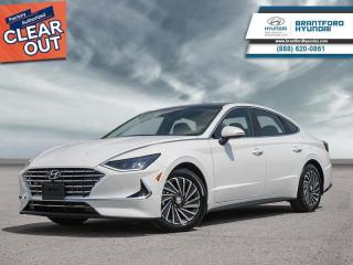 New 2020 Hyundai Sonata Hybrid Ultimate  - Driver Assist - $230 B/W for sale in Brantford, ON