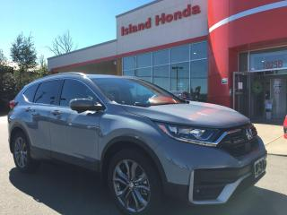 New 2020 Honda CR-V Sport for sale in Courtenay, BC