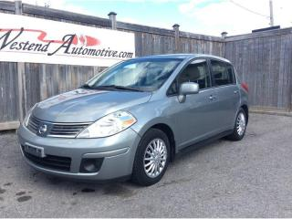 Used 2009 Nissan Versa 1.8 S for sale in Stittsville, ON