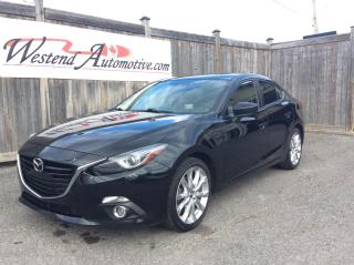 Used 2014 Mazda MAZDA3 GT-SKY for sale in Stittsville, ON