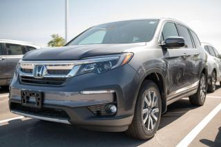 New 2021 Honda Pilot EX-L Navi PILOT 5 DOORS for sale in Woodstock, ON