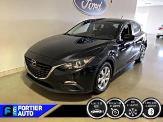 Used 2016 Mazda MAZDA3 Hayon 4 portes Sport, boîte manuelle, GX for sale in Montréal, QC
