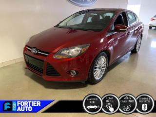 Used 2014 Ford Focus Berline 4 portes Titane for sale in Montréal, QC