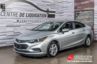 Used 2016 Chevrolet Cruze LT + APPLE CARPLAY + AIR CLIM for sale in Laval, QC