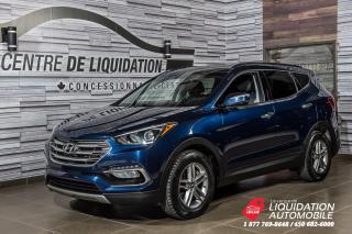 Used 2017 Hyundai Santa Fe Sport PREMIUM+AWD+GR ELECTRIQUE for sale in Laval, QC