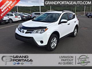 Used 2013 Toyota RAV4 Traction intégrale 4 portes LE for sale in Rivière-Du-Loup, QC