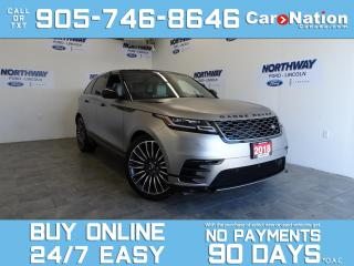 Used 2018 Land Rover Range Rover Velar P380 R-DYNAMIC HSE 1ST EDITION   MATTE PAINT  RARE for sale in Brantford, ON