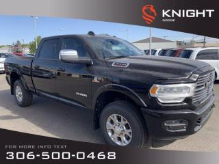 New 2020 RAM 3500 Laramie for sale in Swift Current, SK
