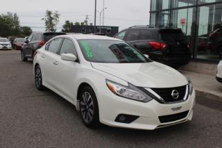 Used 2017 Nissan Altima SV CAMÉRA*MAIN LIBRE*SIÈGES CHAUFFANT for sale in Lévis, QC