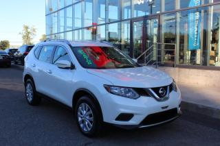Used 2015 Nissan Rogue S AWD CAMÉRA*MAIN LIBRE*AIR CLIMATISÉ for sale in Lévis, QC