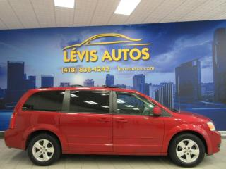 Used 2009 Dodge Grand Caravan SE STOW-N-GO TV/DVD 7 PASSAGERS 196300 K for sale in Lévis, QC