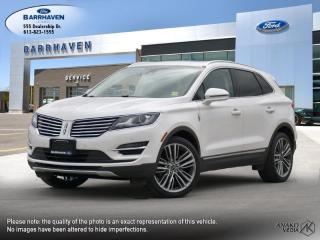 Used 2015 Lincoln MKC for sale in Ottawa, ON