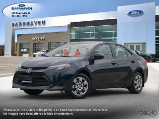 Used 2019 Toyota Corolla LE for sale in Ottawa, ON