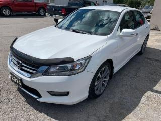 Used 2014 Honda Accord Sport for sale in Peterborough, ON