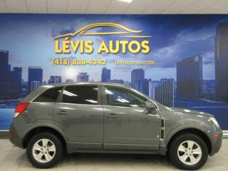 Used 2008 Saturn Vue XE V-6 AWD AUTOMATIQUE AIR CLIMATISE AVE for sale in Lévis, QC