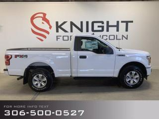 New 2020 Ford F-150 XL for sale in Moose Jaw, SK