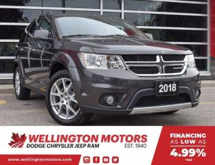 Used 2018 Dodge Journey GT | 7 Passanger | AWD | 1 OWNER !! for sale in Guelph, ON