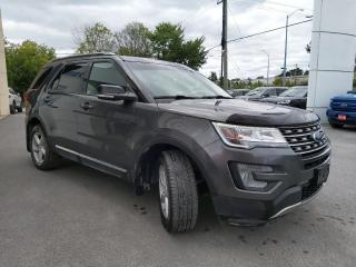 Used 2017 Ford Explorer XLT for sale in Kingston, ON