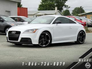 Used 2013 Audi TT S-LINE + COMPETITION PACK + MAGS 19 for sale in Magog, QC
